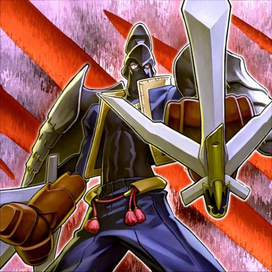 Merodeador de Espadas Gemelas