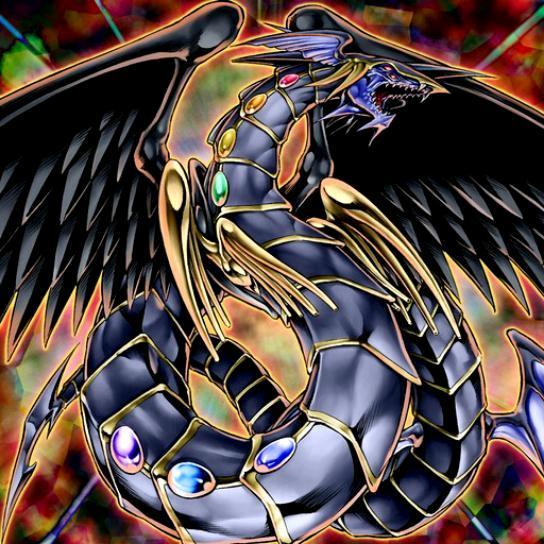 Dragón Arco Iris Oscuro