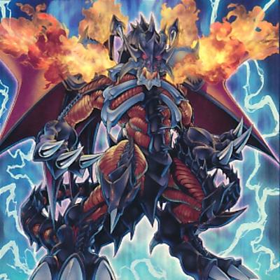 Dragón de Cráneo Negro Archidemonio