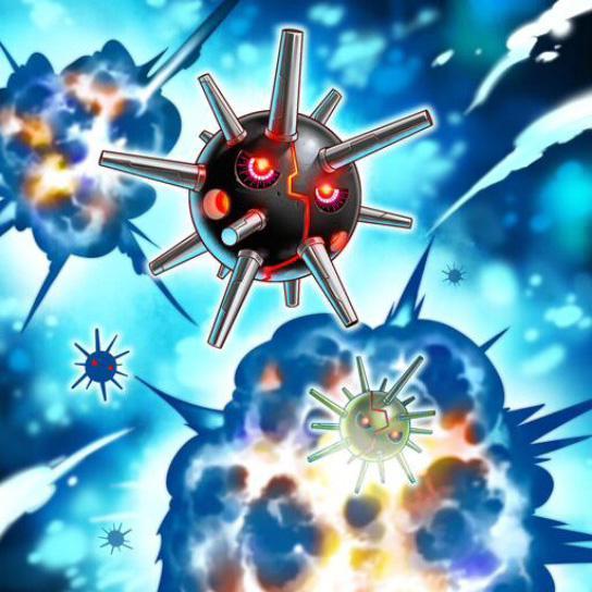 Erizo Explosivo
