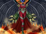 HÉROE Malvado Inferno Wing