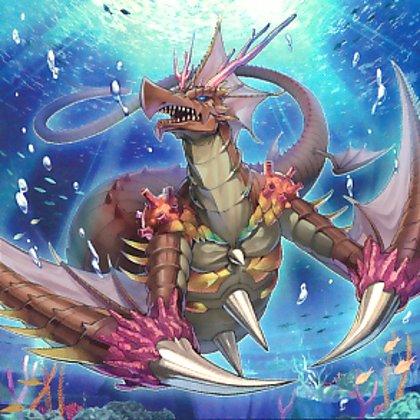 Dragón de Coral