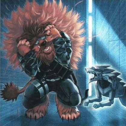León Miedoso Kozmo