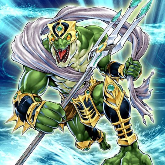 Bestia Gladiador Retiari