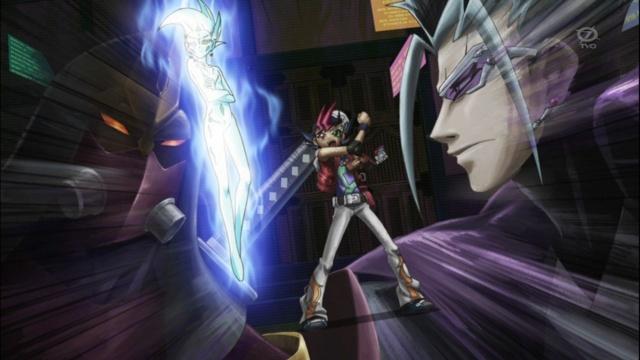 Yu-Gi-Oh! ZEXAL - Episodio 015