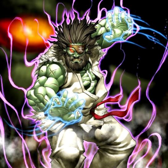 Amo Legendario del Jujitsu