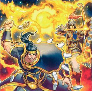 Formación de Fuego - Tenki