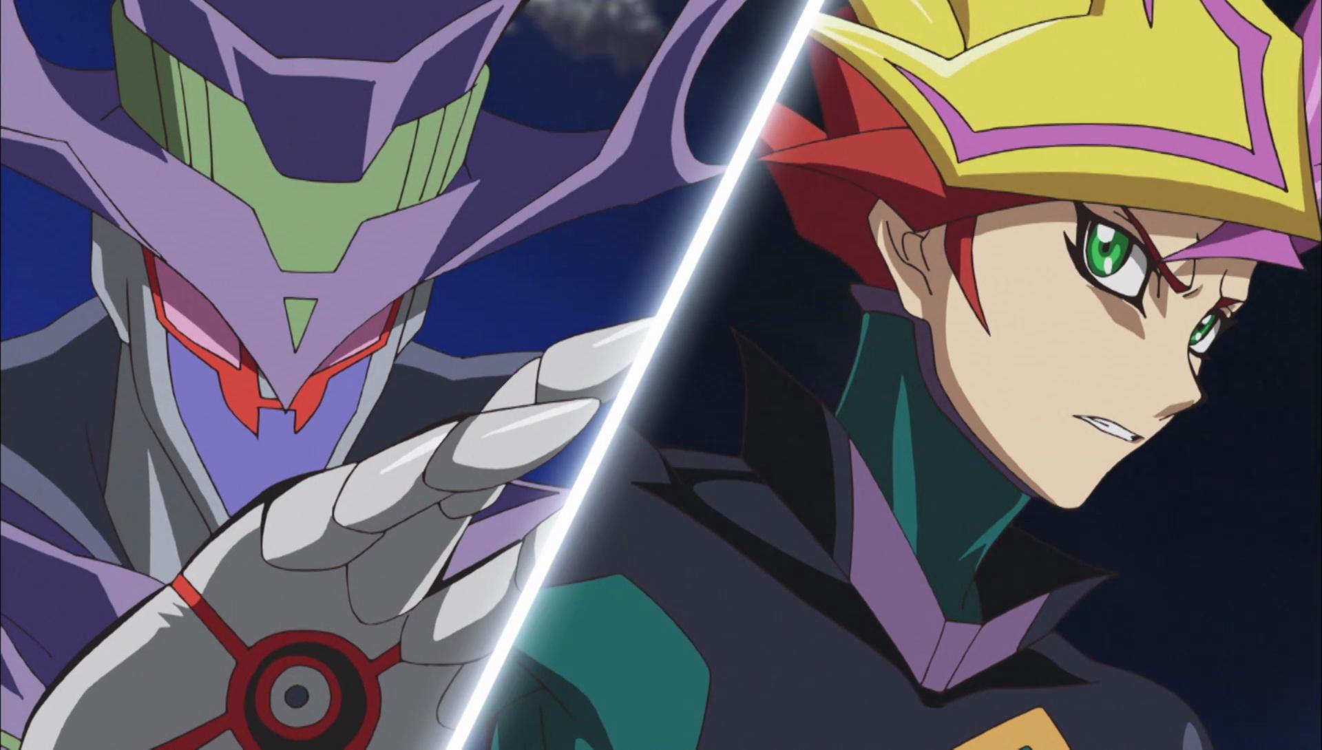 Yu-Gi-Oh! VRAINS - Episodio 053