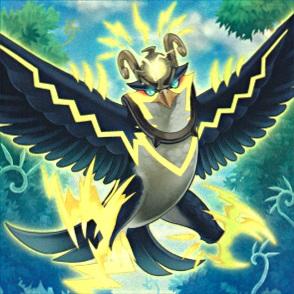 Avatar del Espíritu Bestia Cannahawk