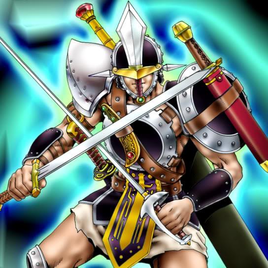 Cazador de Espadas
