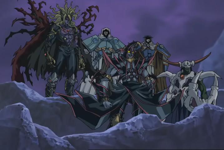 Duelistas de la Muerte