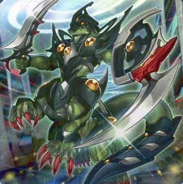 Soldado de Asalto Alienígena M-Frame