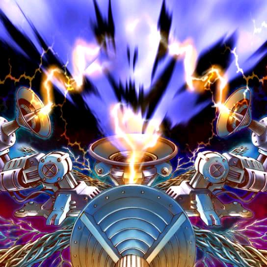 Máquina de Energía Espiritual