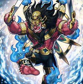 Avatar del Rey de Fuego Barong