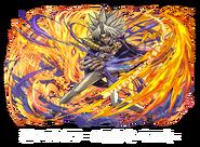 Yami Marik y El Dragón Alado de Ra - Fénix (colaboración con Puzzle & Dragons)
