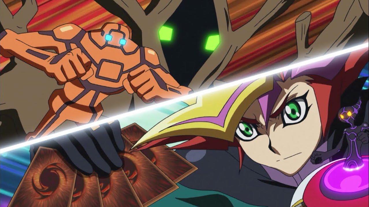 Yu-Gi-Oh! VRAINS - Episodio 066