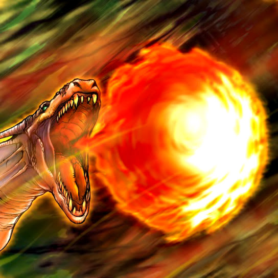 Fuego de Dragón
