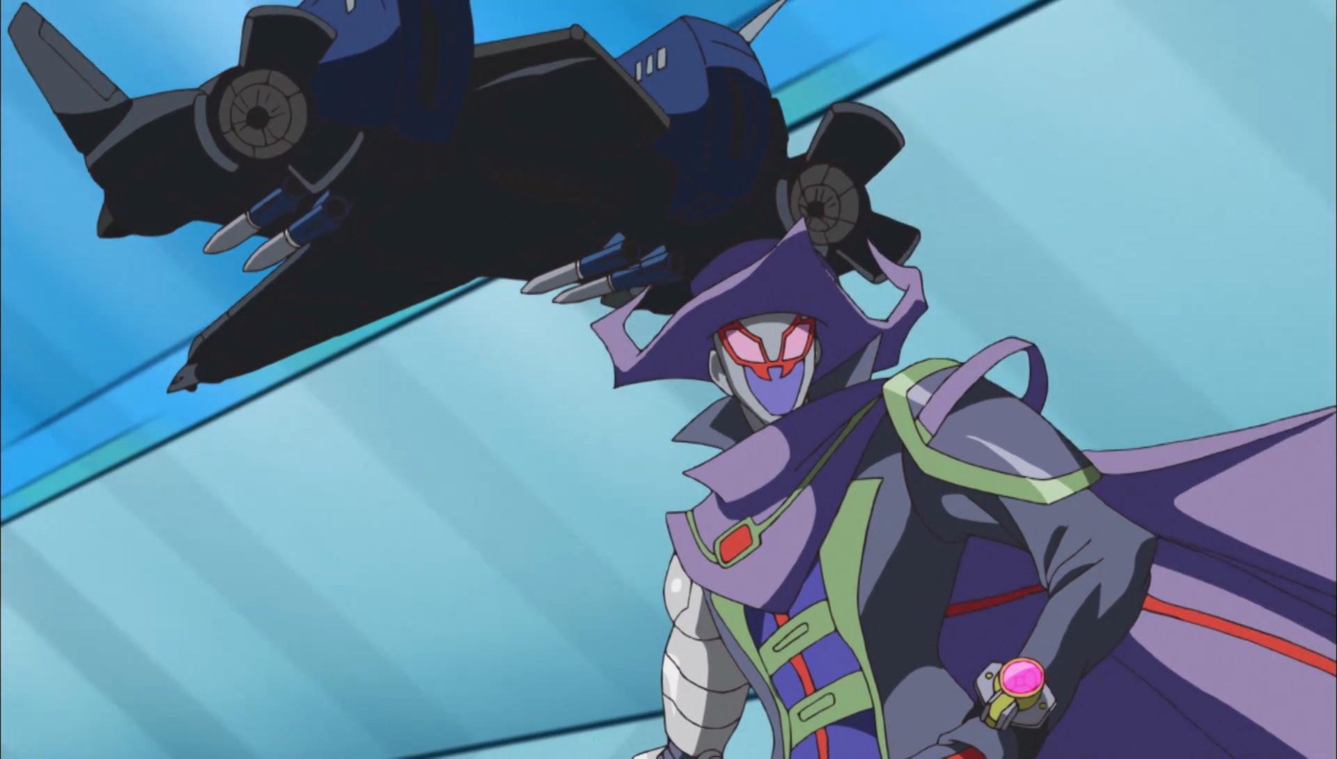 Yu-Gi-Oh! VRAINS - Episodio 054