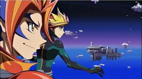 Yu-Gi-Oh! VRAINS Opening 2 - Go Forward