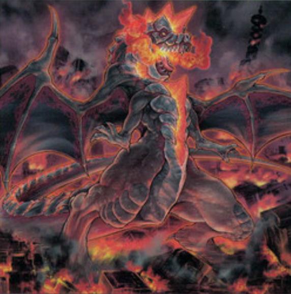 Dogoran, el Kaiju de la Llama Loca