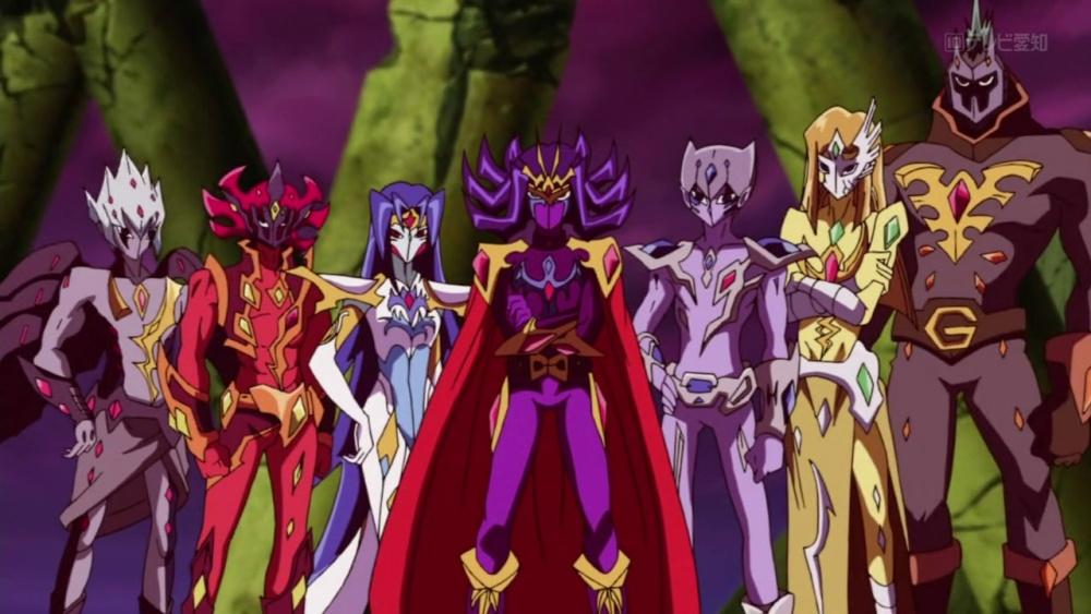 Los Siete Emperadores Barian