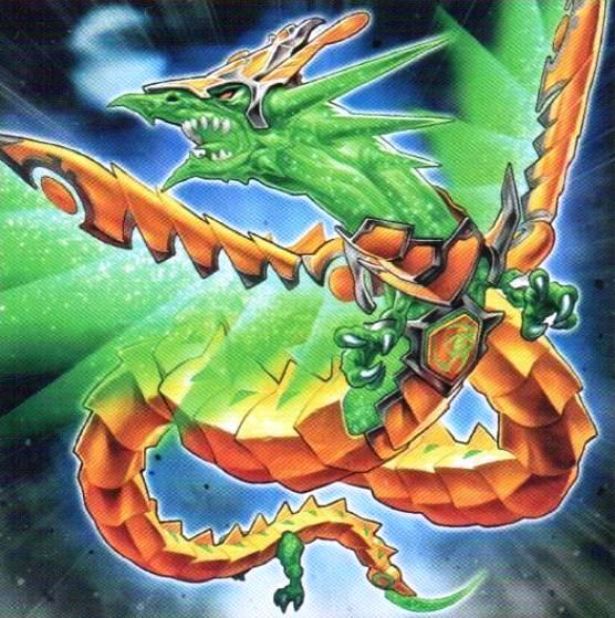 Dragón Hierático de Asar