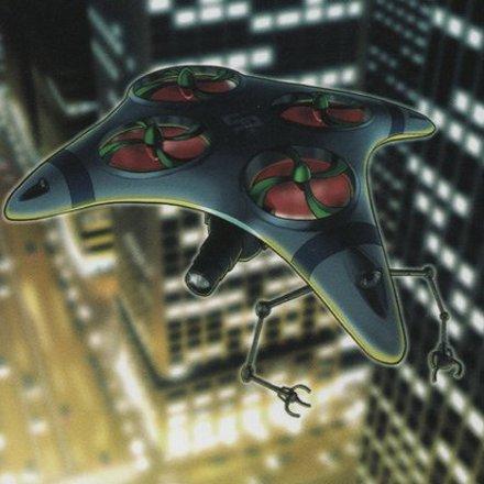MECANISMO E.S.P.I.R.A.L. - Dron