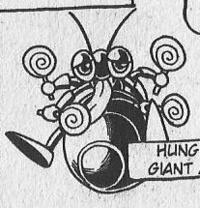 Hormiga Gigante Hambrienta