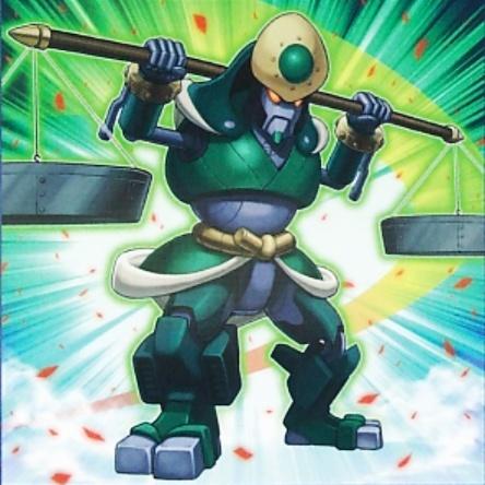 Samurai Superpesado Balanza