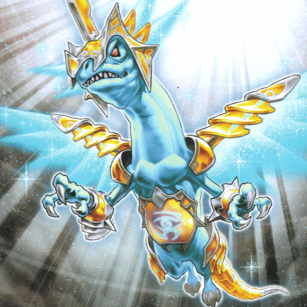 Dragón Hierático de Su