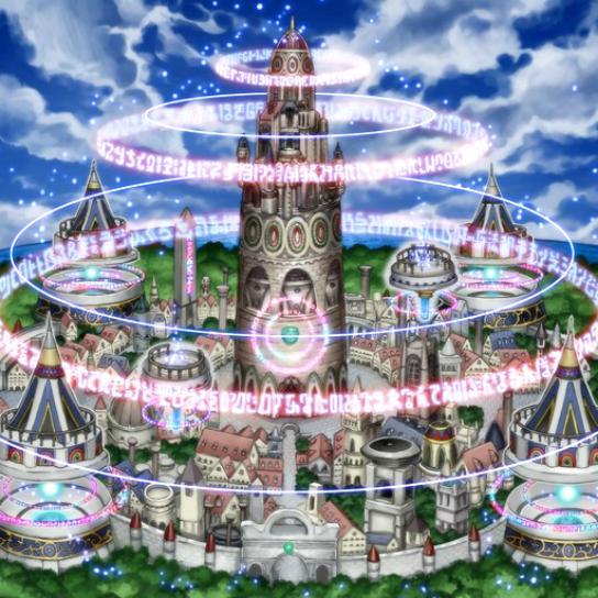 Ciudadela Mágica de Endimión