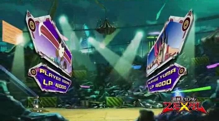 Yu-Gi-Oh! ZEXAL - Episodio 021