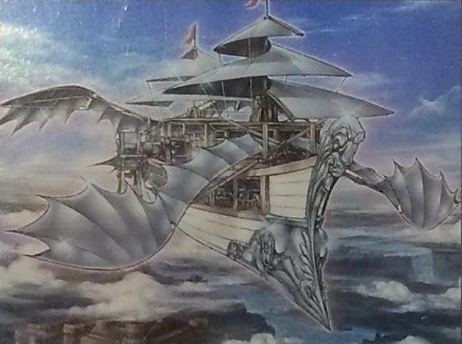 Aeronave Plateada de Leonardo