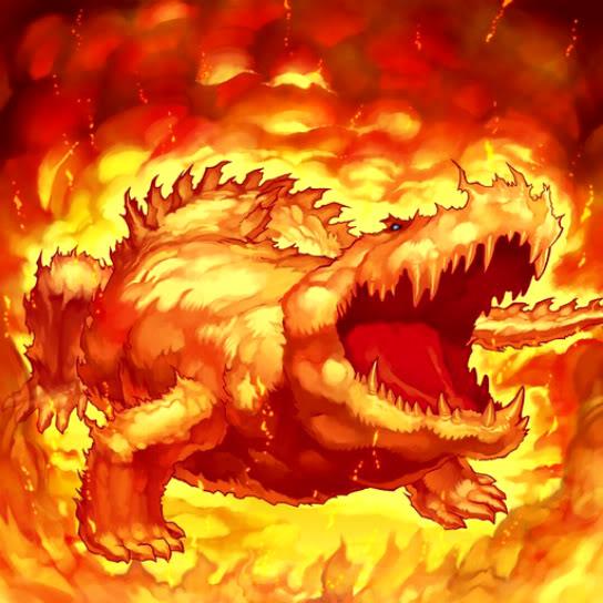 Prominenecia de la Tormenta de Fuego