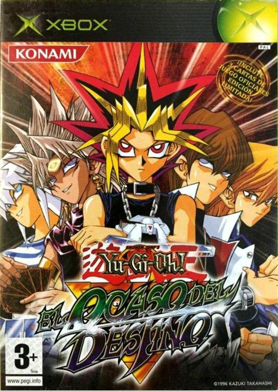 Yu-Gi-Oh! El Ocaso del Destino
