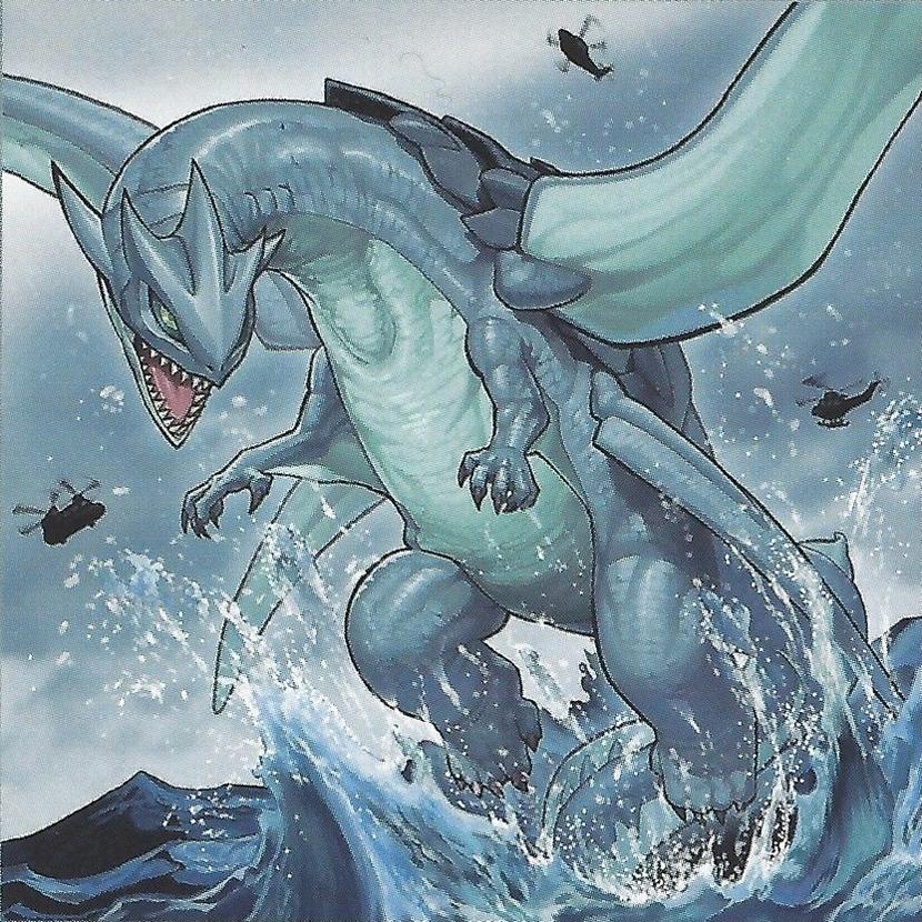 Gameciel, el Kaiju Tortuga Marina