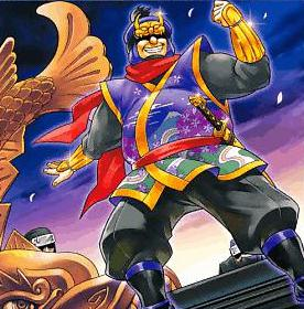 Ninja Dorado Presuntuoso