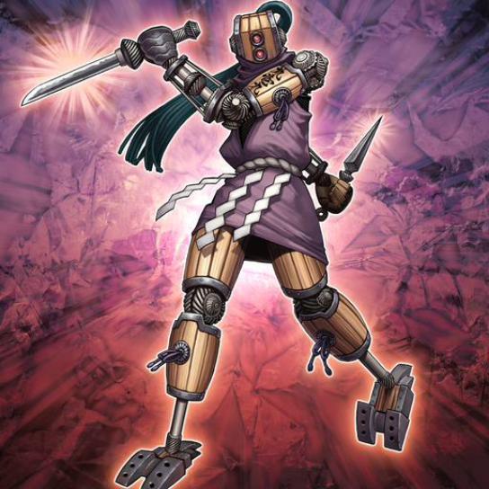 "Ninja Karakuri mod 919 - ""Kuick"""