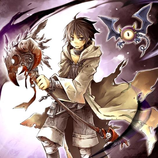 Dharc, el Encantador Oscuro