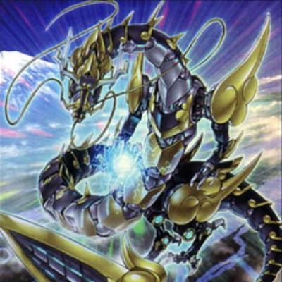 Okami Cacharrek, el Dragón Temido del Diluvio