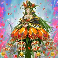 Foto periallis, emperatriz de las floraciones