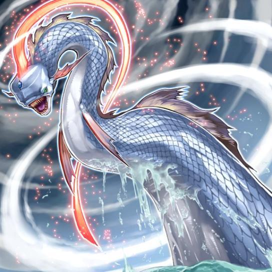 Dragón Aquabizarro Divino