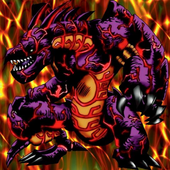 Dragón Meteoro Negro