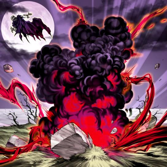Erupción Oscura