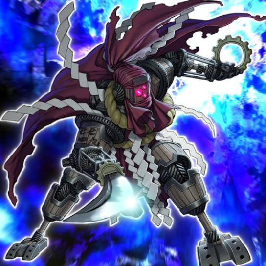 "Ninja Karakuri mod 7749 - ""Nanashick"""
