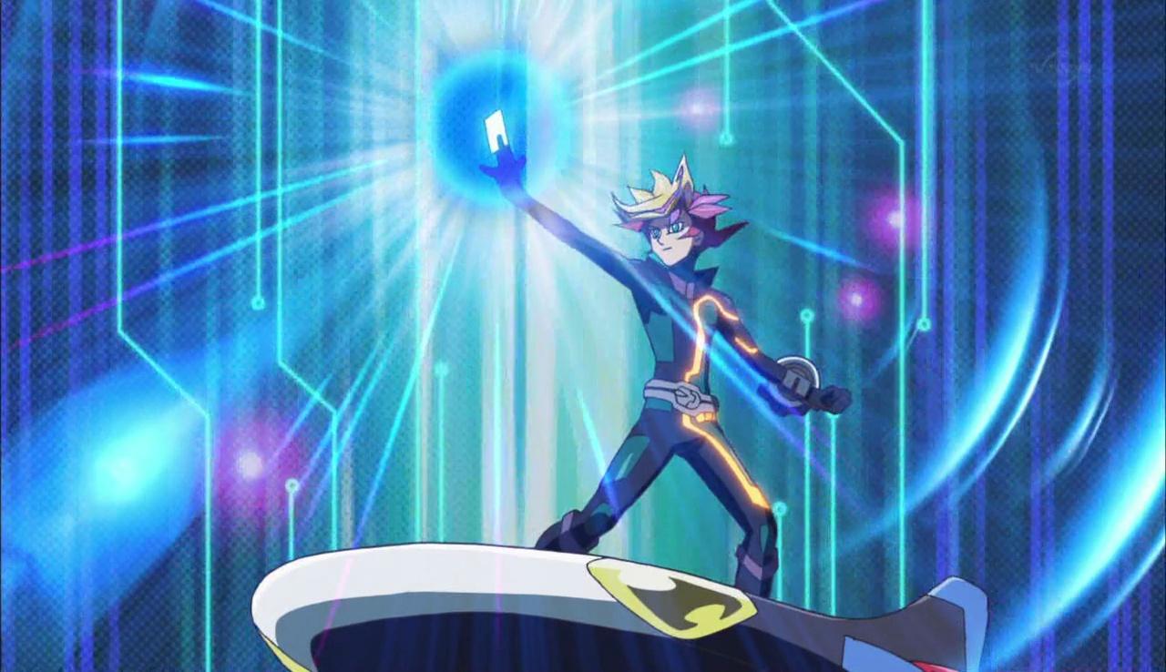Yu-Gi-Oh! VRAINS - Episodio 002