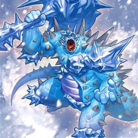 Gigante de Polvo de Nieve