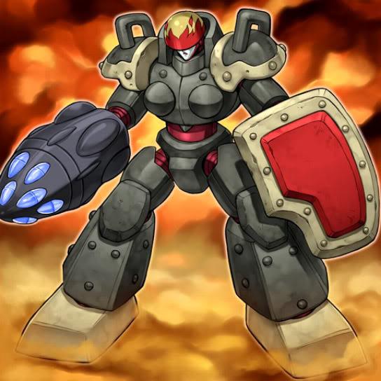 HÉROE Elemental Rampart Blaster