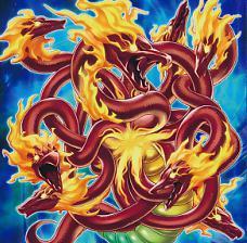 Llama Quimérica Hidra