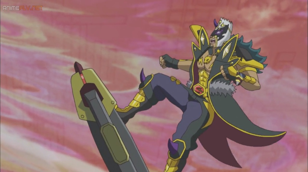 Yu-Gi-Oh! VRAINS - Episodio 024